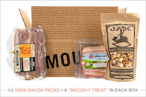 Mouth: Bacon Every Month