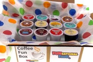Coffee Mini Fun Box