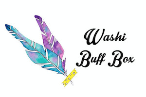 Washi Buff Box