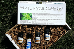 Essential Oil Box by The Herb Stop