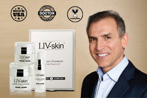 LIV-skin Anti Aging Skin Care Box