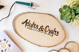 Adults and Crafts Subscription Box