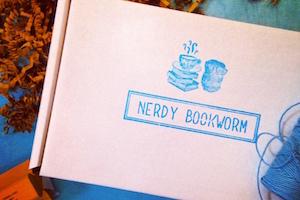 Nerdy Bookworm Box