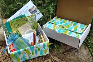 Divine You Crafts Monthly Conscious Crafting Kit