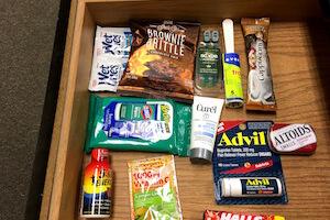 Minimus Box Desk Survival Box