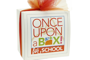Teacher Peach: Once Upon a Box
