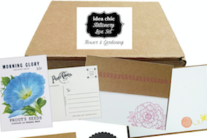 Idea Chic Stationery Box Subscription