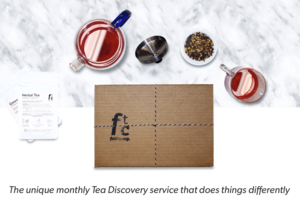Field To Cup Tea Discoverer Box