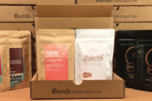 Barista Coffee Box