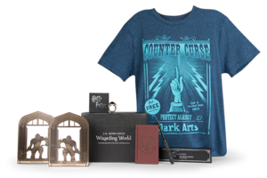 J.K. Rowling's Wizarding World Crate