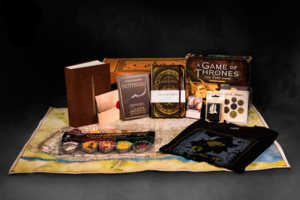 GRRM Game of Thrones 20th Anniversary Box