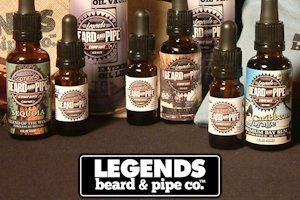 Legends Beard Growth Oil Subscription