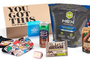 Runner's World Box