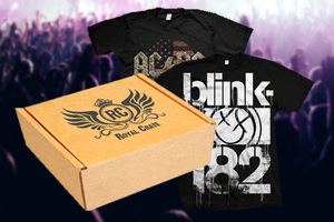 Royal Crate Music T-shirt Subscription