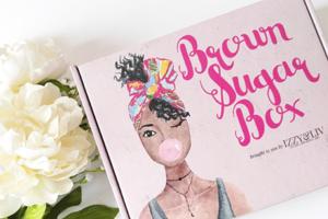 Brown Sugar Box by Izzie & Liv