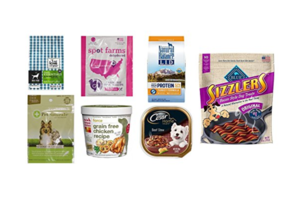 Amazon Dog Food and Treats Sample Box