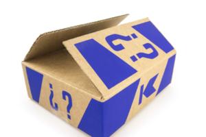 Knock Box Mystery Box