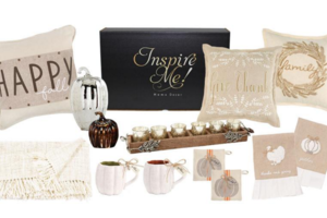 Inspire Me! Home Decor Seasonal Décor Subscription