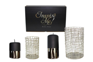 Inspire Me! Home Decor Monthly Candle Subscription