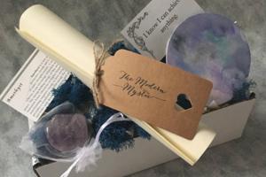 The Modern Mystic Monthly Tarot Box