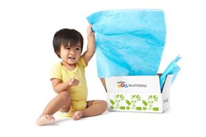 Amazon Baby Welcome Box