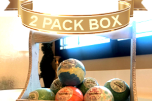 SassyPack Bath Bombs