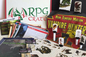 RPG Crate