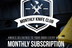 RavenPac Monthly Knife Club