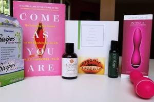 Organic Loven Tease Me Box