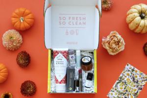 Oui Fresh Beauty Box