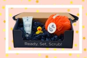Scrub30 box