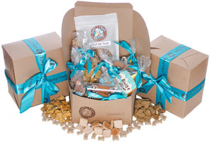 Binky and Oliver Gourmet Treats