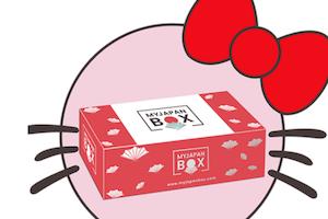 My Japan Box Hello Kitty Box
