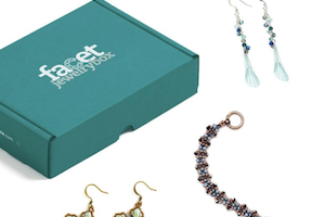 Facet Jewerly Box