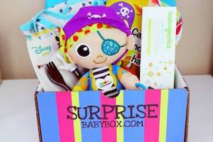 Surprise Baby Box