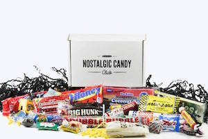 Nostalgic Candy Club