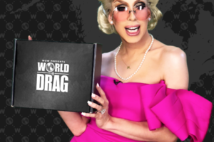World of Drag Box