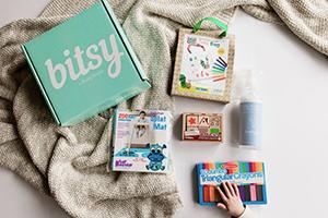 Bitsy Boxes