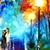 Paintings tardis leonid afremov doctor who photomanipulation 1440x900 49705   edited
