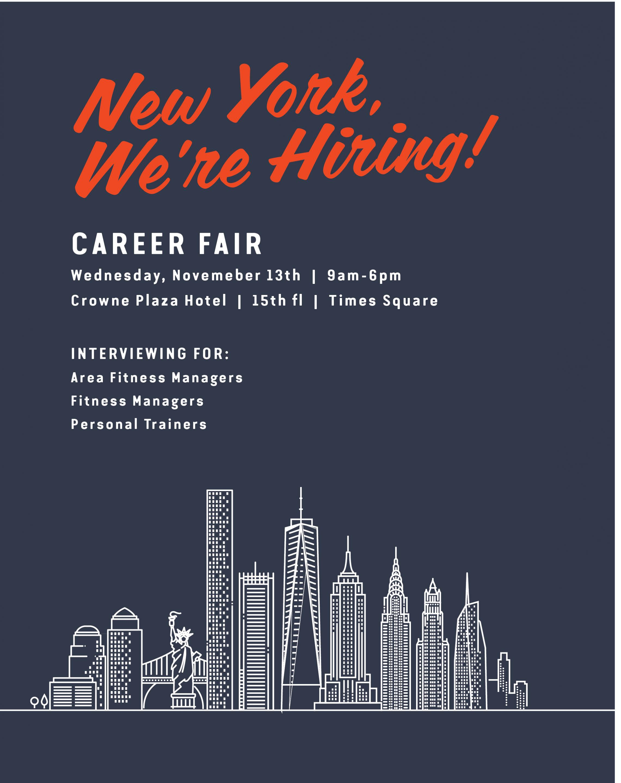 2020 Career And Resource Fair In Harlem.Careers Tsi Careers
