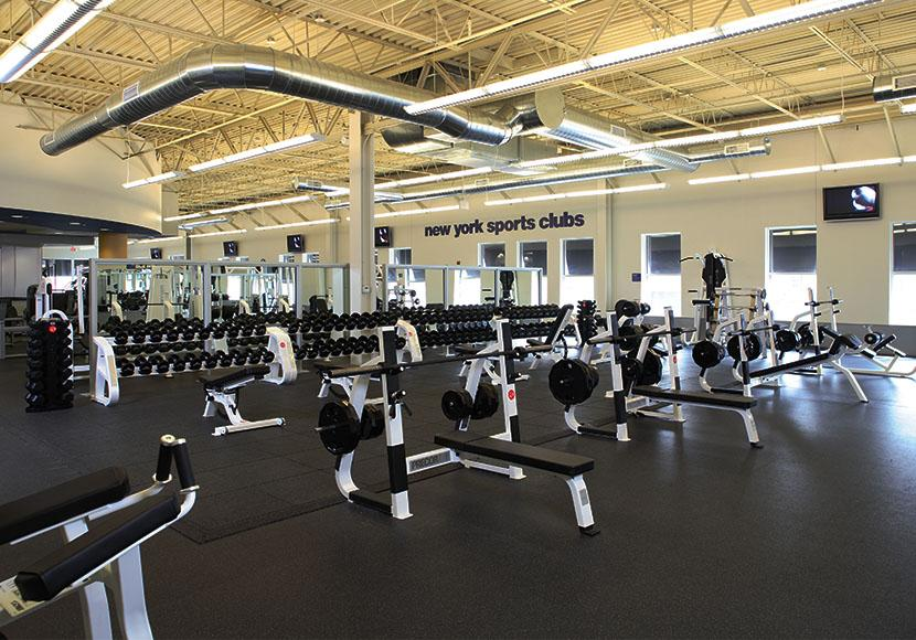 Englewood Gym In New Jersey New York Sports Clubs