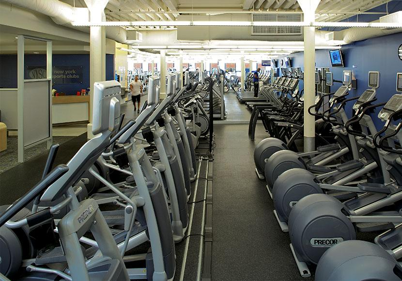 Hoboken north gym in new jersey new york sports clubs