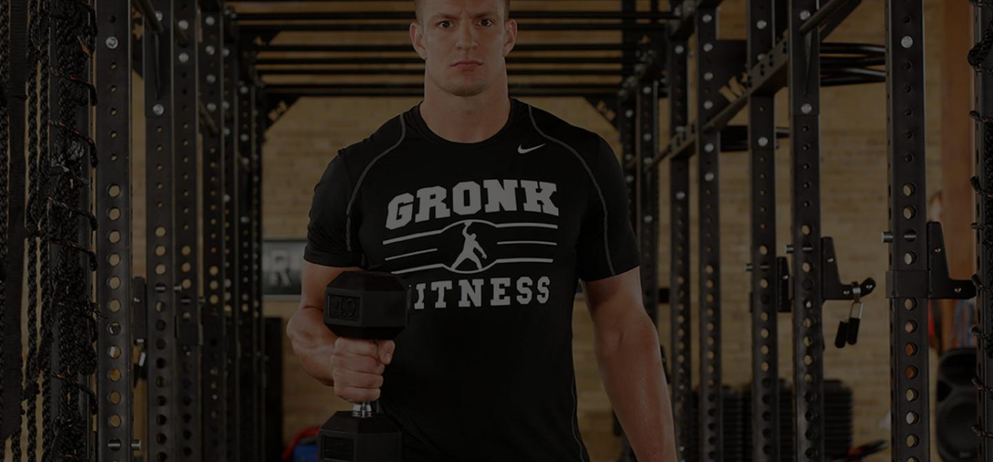 Time to get Gronk'd