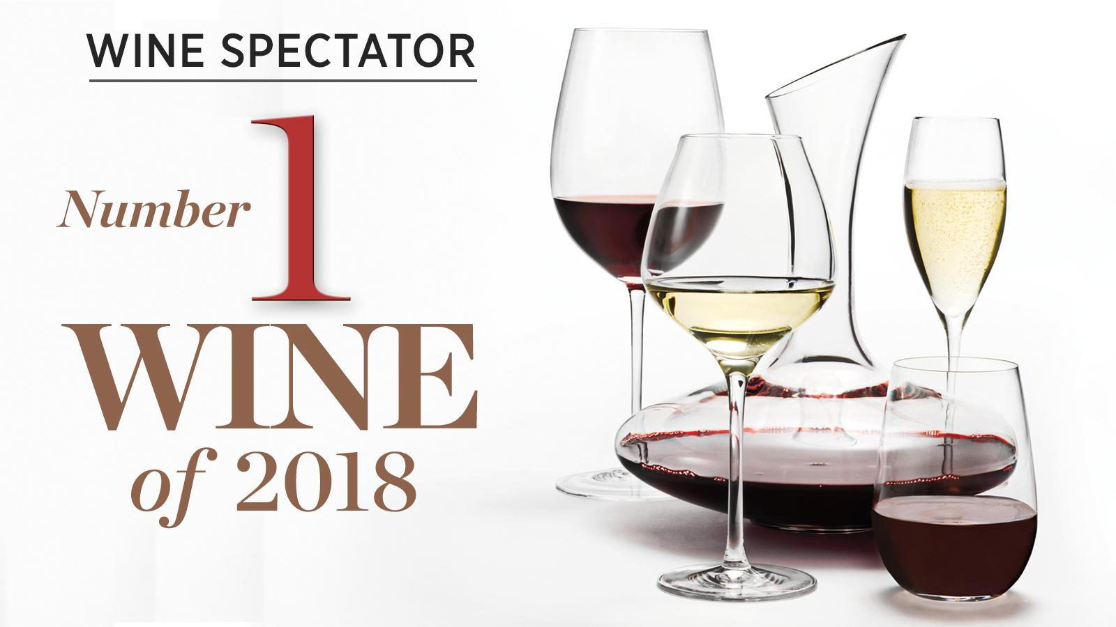 winespectator.com - Wine No. 1 in Wine Spectator's Top 100 of 2018
