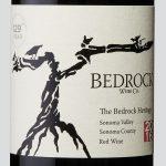 Wine label