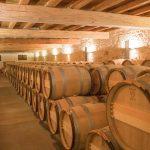 Château Canon–La Gaffelière barrel cellar