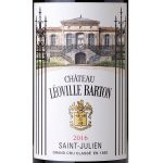 Label of Château Léoville Barton St.-Julien 2016