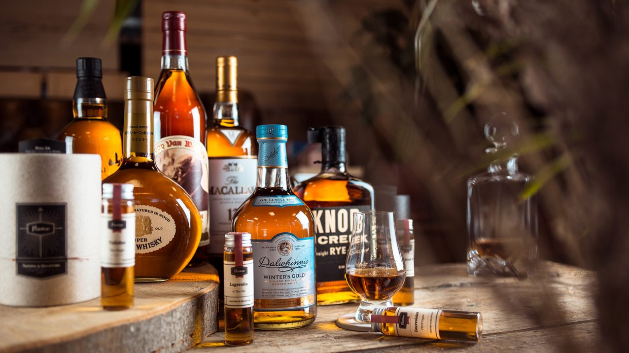 4 Services that Deliver Whisky to Your Door