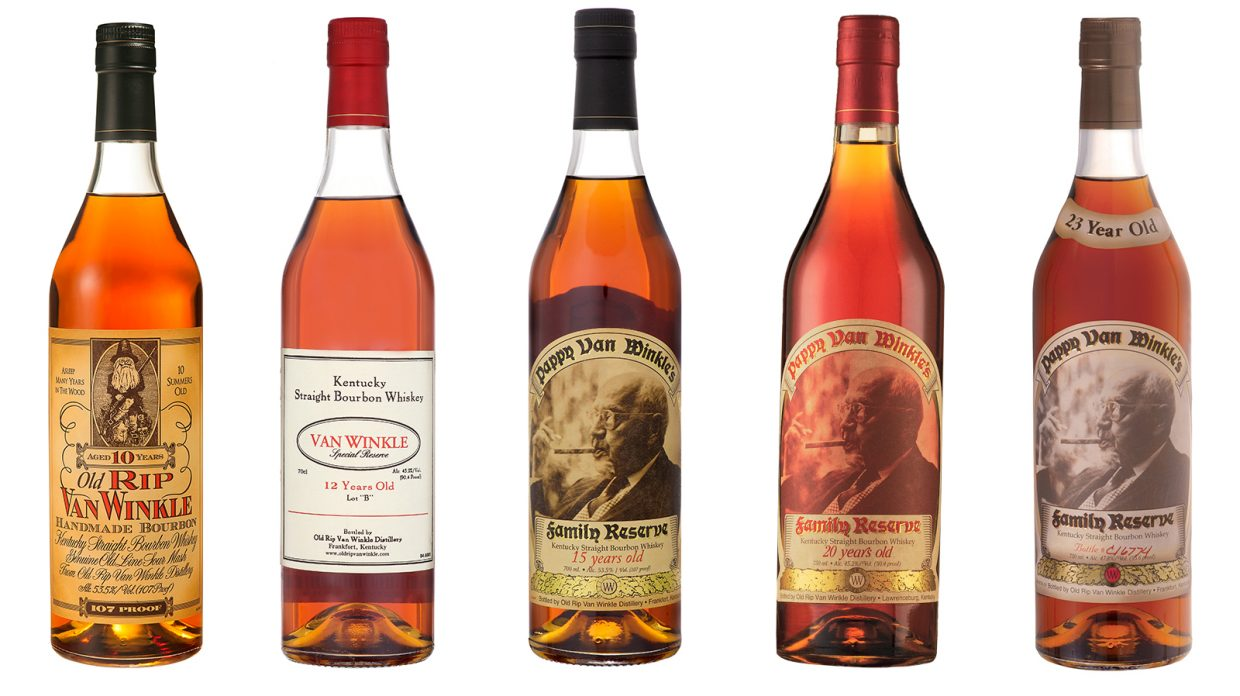 c557489c87b Pappy Van Winkle 2017 Release Starts This Month - Whisky Advocate