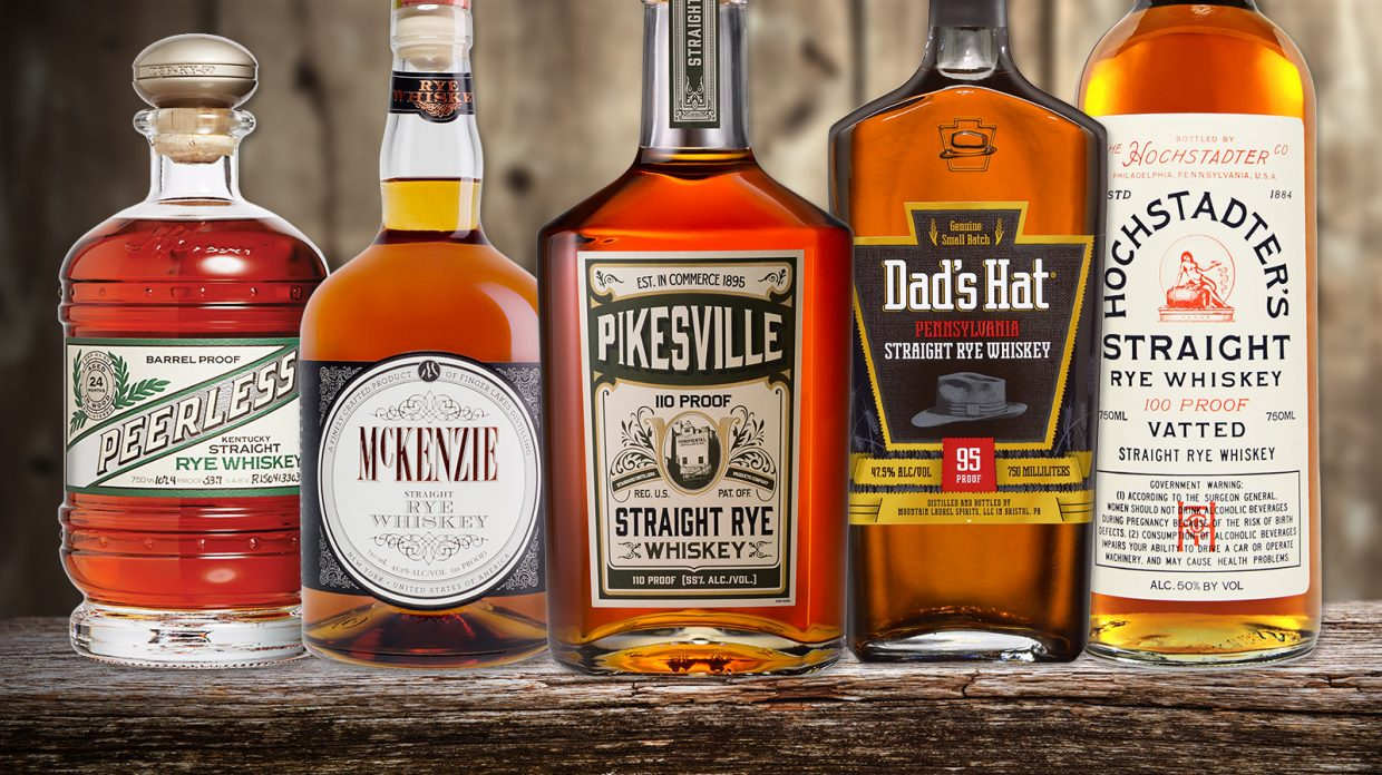 Try Rye Explore America S Other Whiskey With These 8